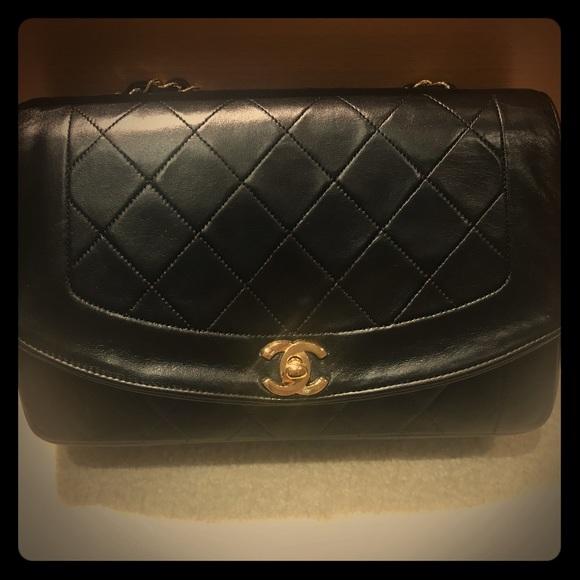 a6094885d3e0 CHANEL Bags | Authentic Vintage Diana Medium Flap Bag | Poshmark